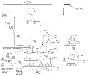 CU12L500CB drawing